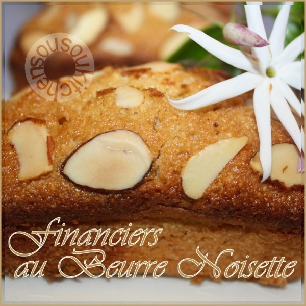 Financiers au Beurre Noisette